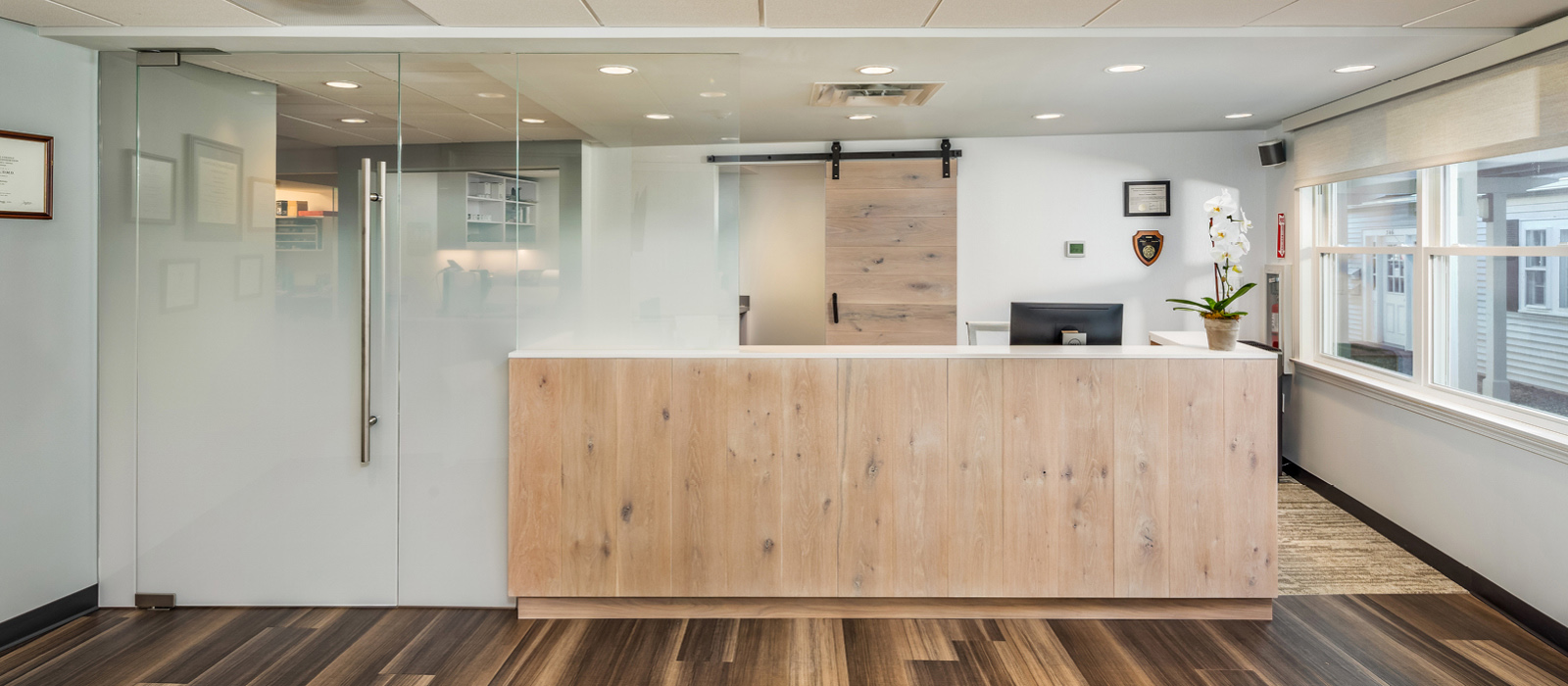 Direct Pay Dental Care reception area