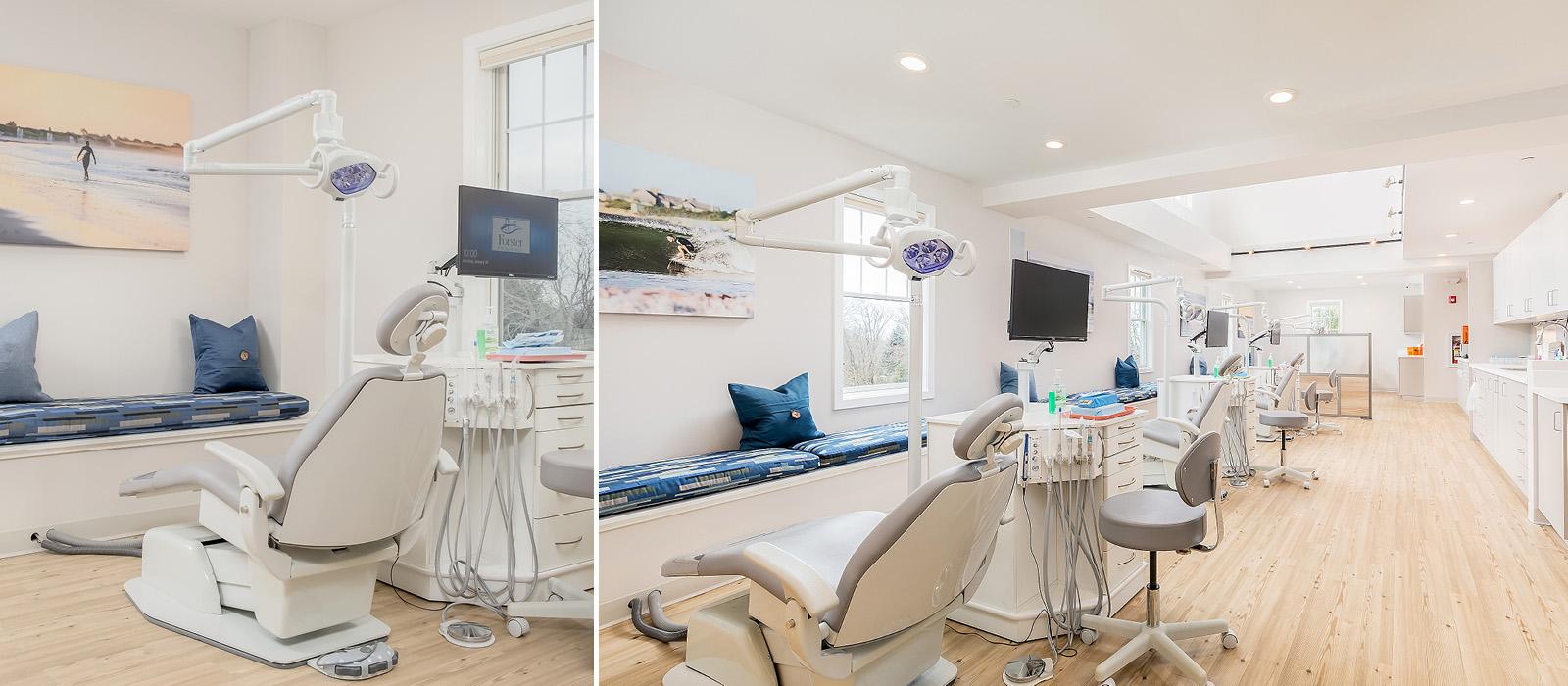 Forster Orthodontics treatment area