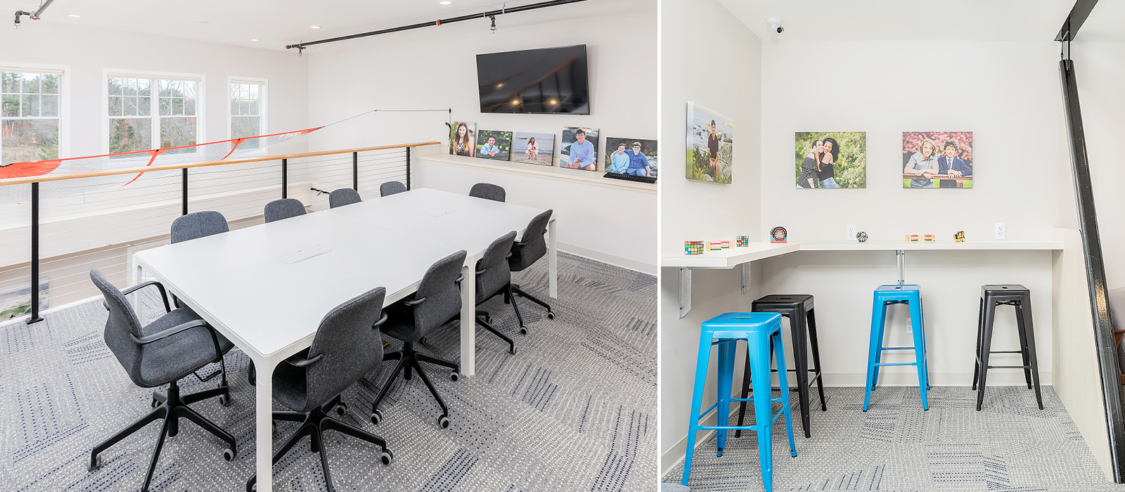 Forster Orthodontics conference room