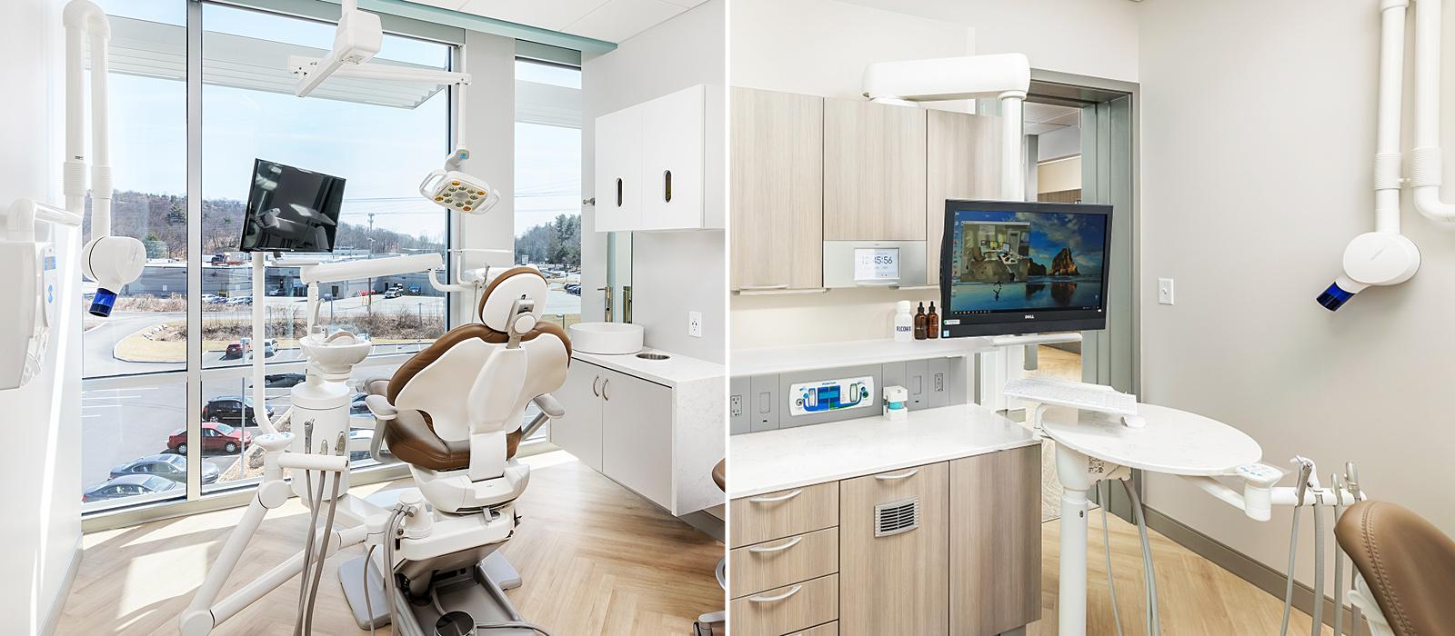 Nova Dental treatment area