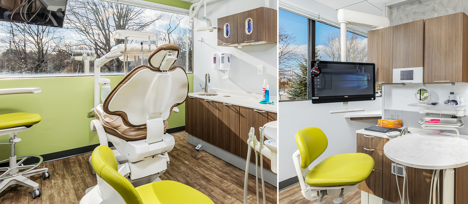 Scituate Family Dental treatment areas
