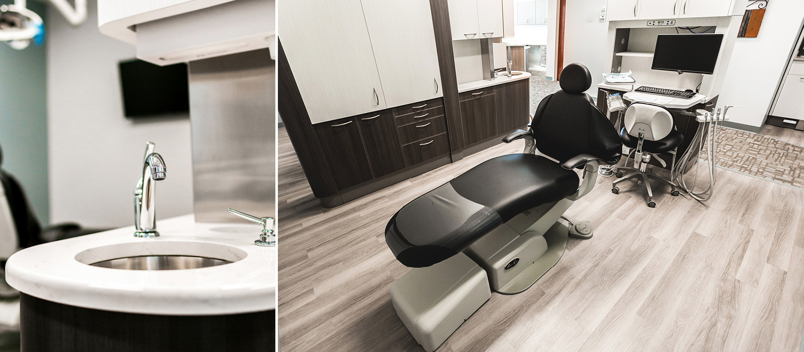 We Care Dental treatment area