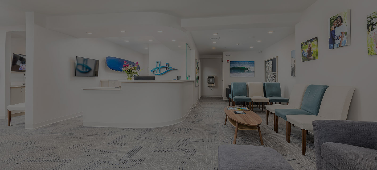 Forster Orthodontics reception area
